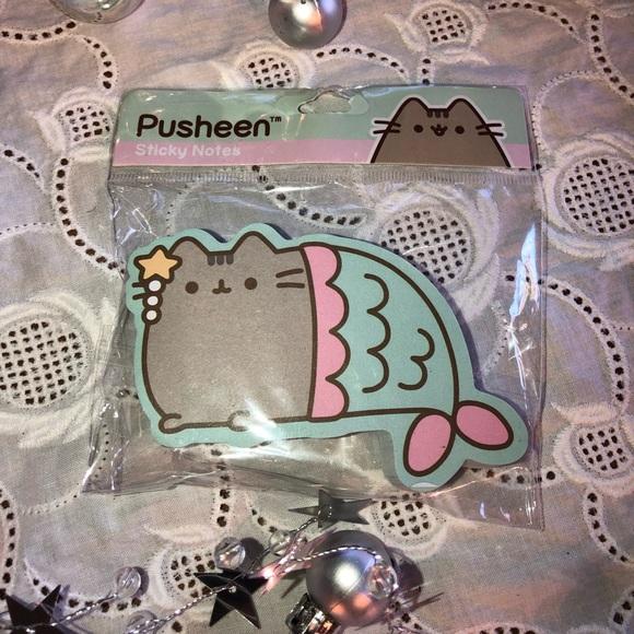 Pusheen the Cat Mermaid Star